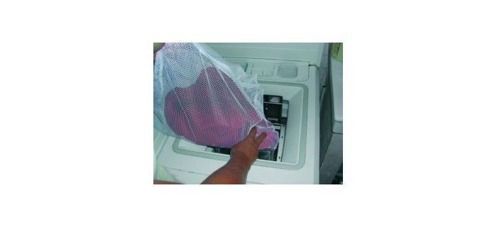 Filet de lavage pour linge - VENDU PAR LOT DE 2 - 45 x 25 cm